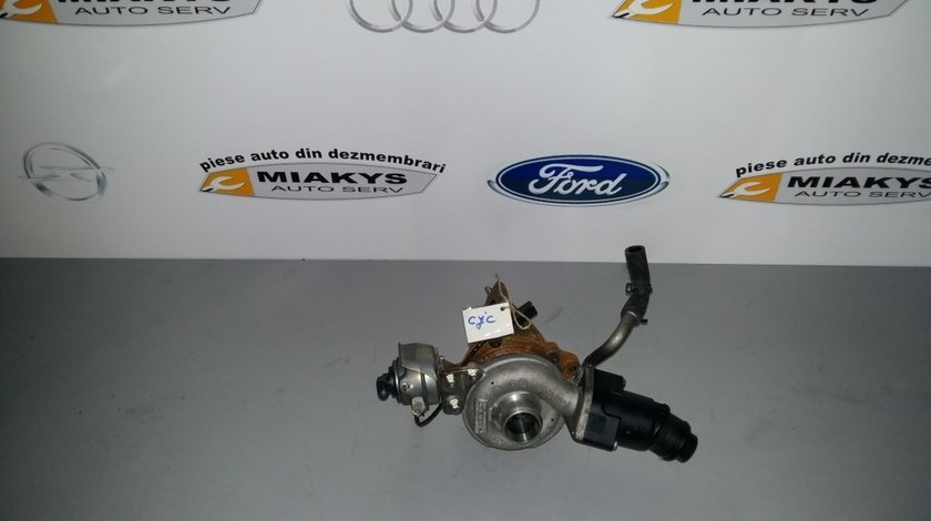 Turbina Audi A4 B8 2011-2013 CJC model-garrett