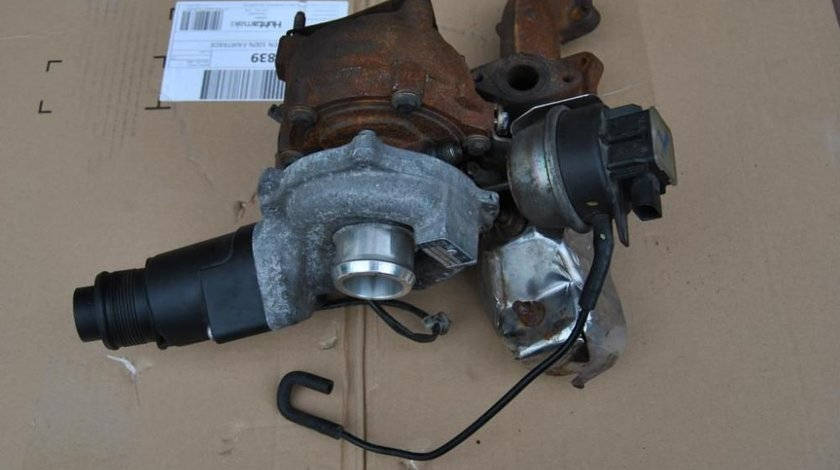 Turbina AUDI A4 B8 EXEO A5 2.0 TDI 03L145702M