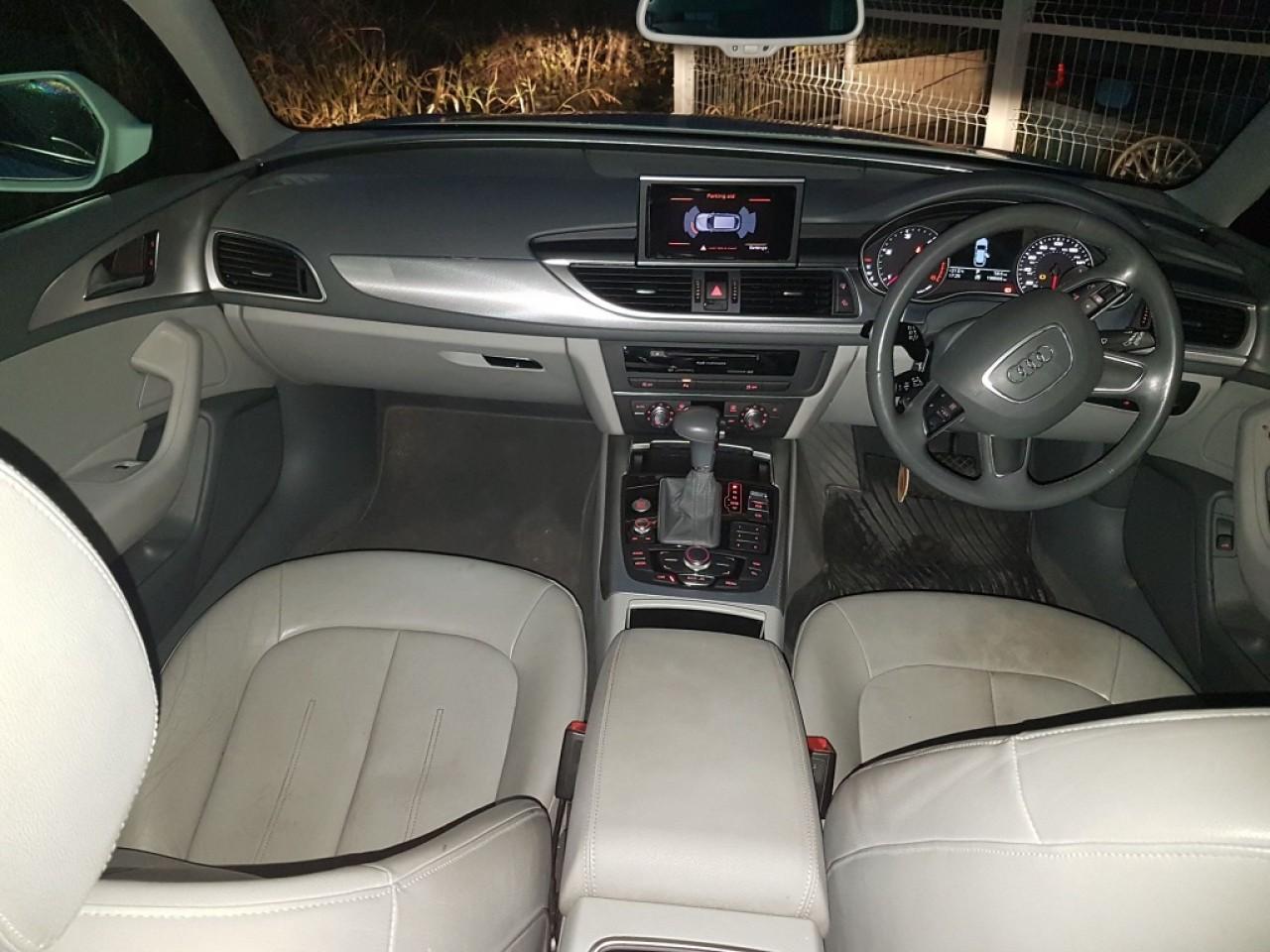 Turbina Audi A6 4G C7 2012 variant 2.0 tdi