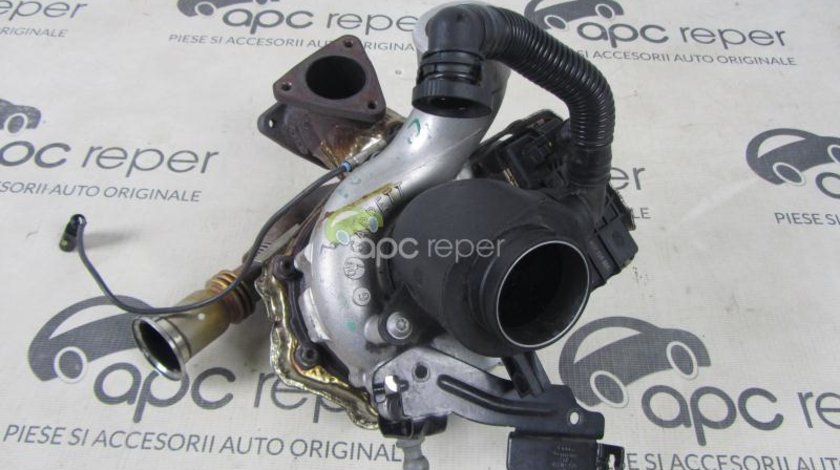 Turbina Audi A8 3,0Tdi Originala cod 059 145 874 E cod Motor CDTA/CDTB
