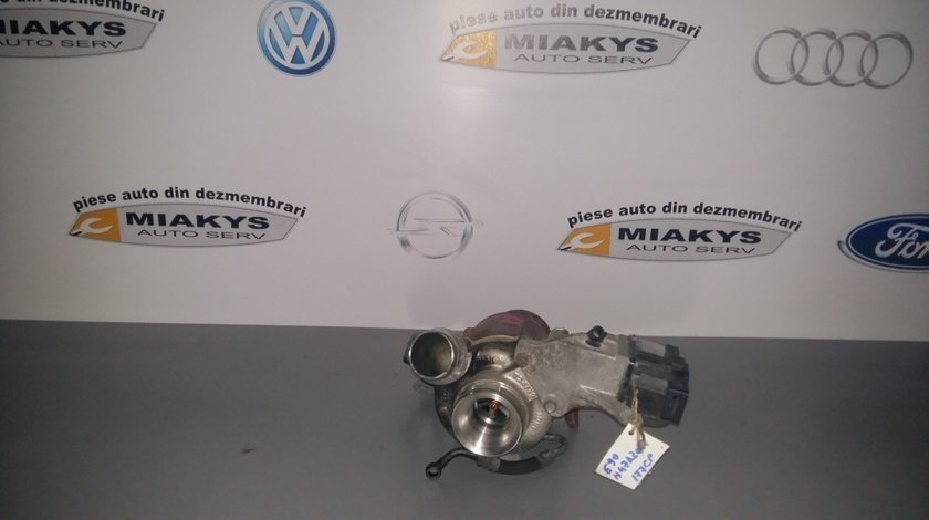 Turbina BMW E90 2.0D N47D20A
