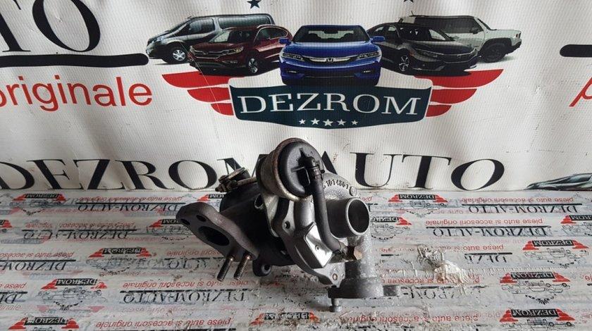Turbina Citroen C3 I Hatchback 1.4HDi 68cp kp35-487599