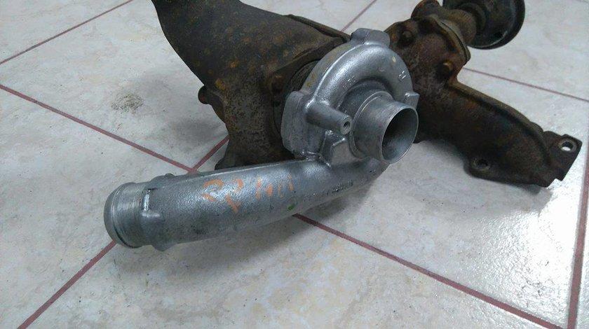 turbina citroen c5 2.2 hdi , 133 cp