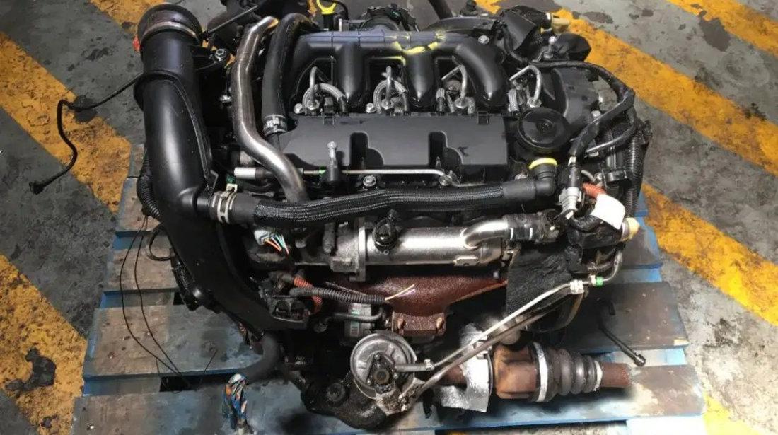 Turbina (cod 9647105580) Ford Focus 2 2.0 TDCI cod motor G6DA