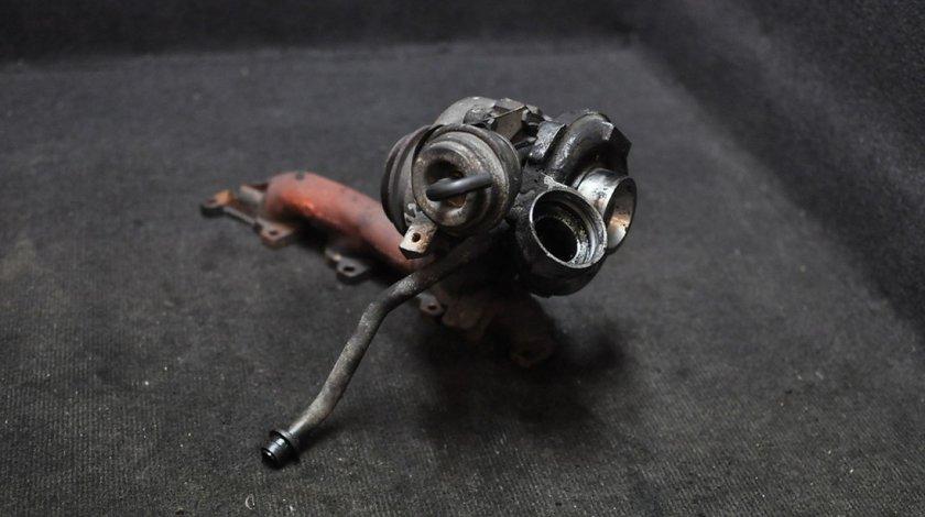 Turbina cod a6110960999 mercedes benz c-classe (w203) c200 cdi 116 cai