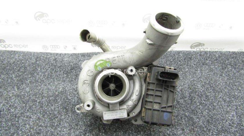 Turbina Diesel 2.7 TDI Audi A6 C6 4F Facelift - Cod: 059145721D