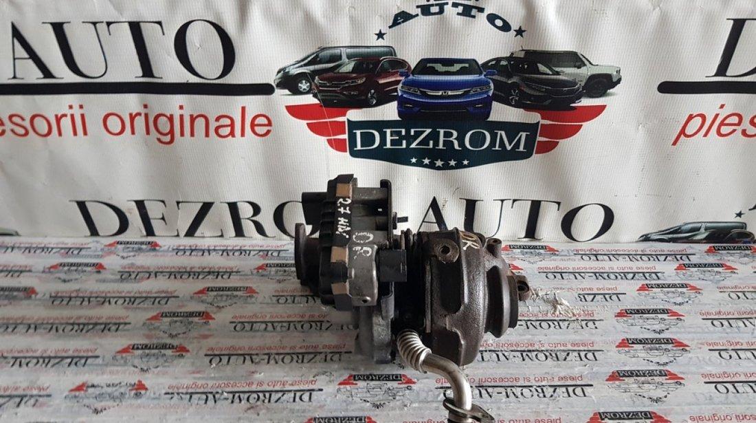 Turbina dreapta Peugeot 607 2.7HDi bi-turbo 204cp UHZ 4u3q-6k682-aj