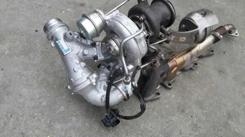 Turbina dubla Mercedes 2 1 cdi 651