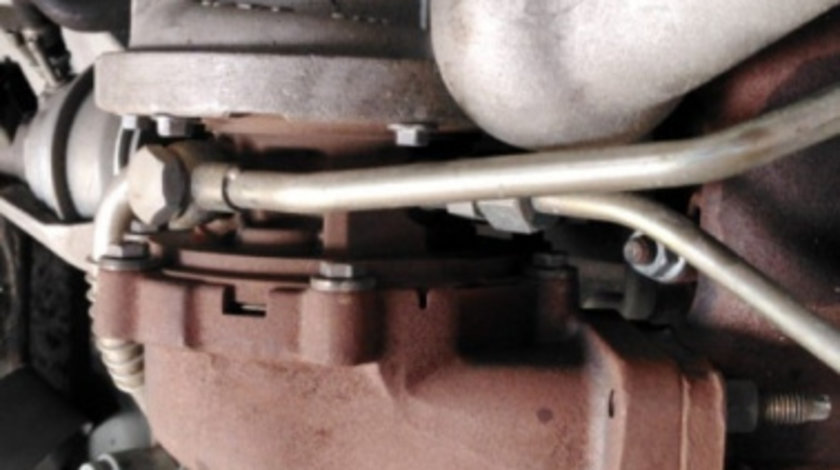 Turbina Fiat Ducato 2.3JTD PE MOTOR 504382566 101958276-09