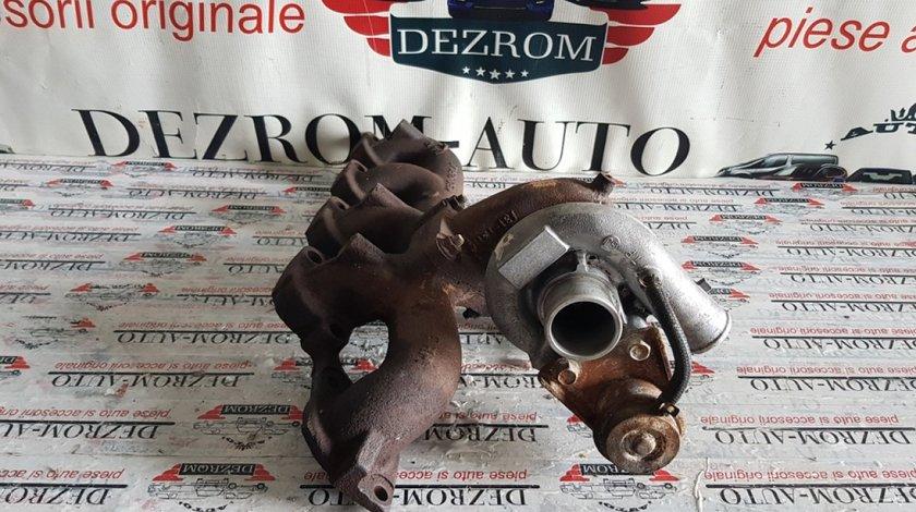 Turbina Fiat Ducato 3 Bus 2.2D Multijet 100cp 6u3q-6k682-ae