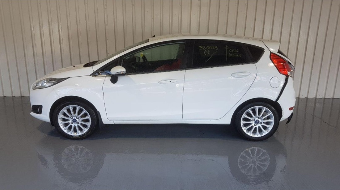 Turbina Ford Fiesta 6 2014 Hatchback 1.6 TDCI