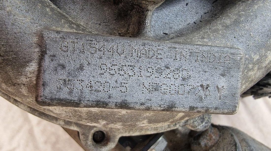 Turbina Ford Focus 2 1.6 TDI G8DB 109 cai 2005 2006 2007 2008 2009