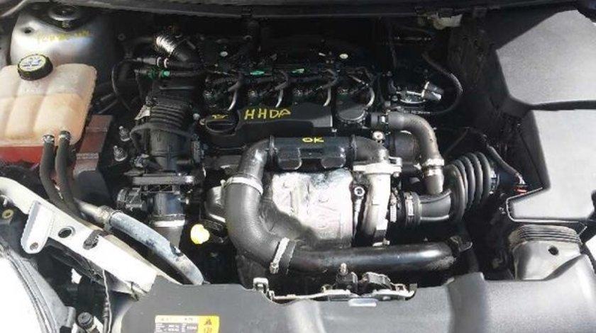 Turbina Ford Focus 2, C-Max 1.6 TDCI 66 kw 90 cp
