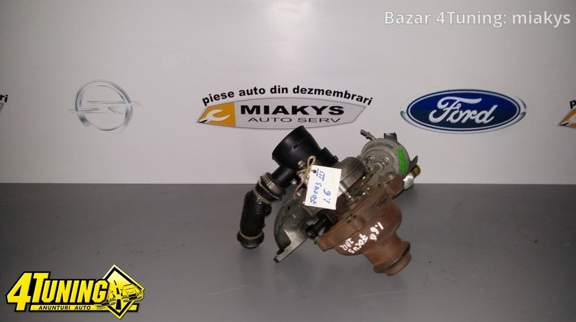 Turbina Ford Focus 3 T1DB 1.6 tdci