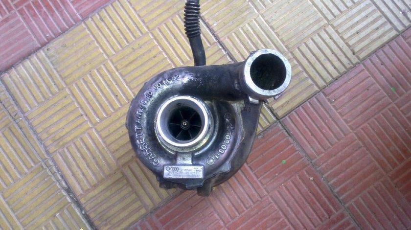 Turbina garrett audi a6 2 5 tdi 2002