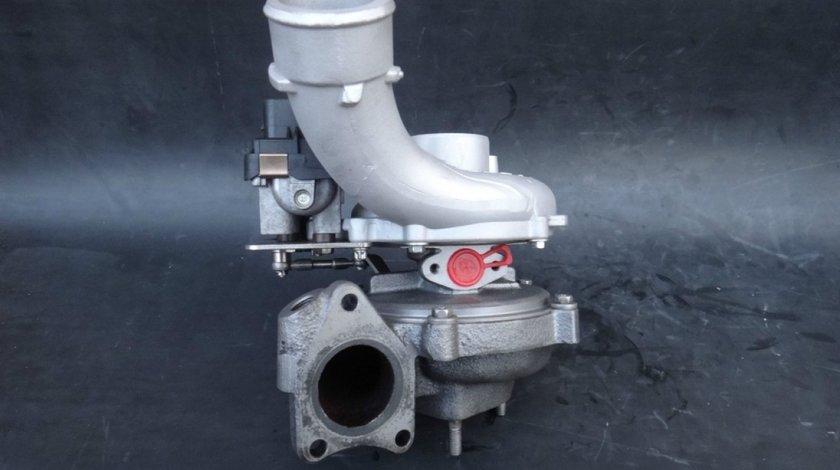Turbina garrett cod 059145722m audi a5 3.0 tdi capa 240 cai