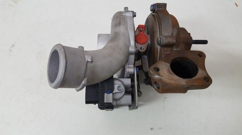 Turbina garrett cod 059145722m vw phaeton 3.0 tdi tip motor cara 233 cai