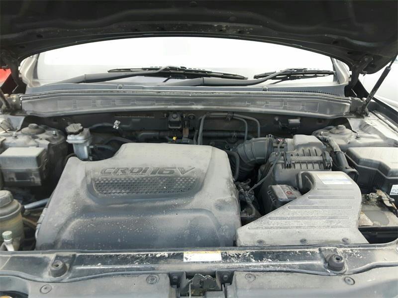 Turbina Hyundai Santa Fe 2011 suv 2.2