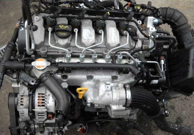 Turbina Hyundai Santa Fe, Tucson, Trajet, Kia Sportage 2.0 CRDI , 113 cp