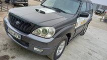 Turbina Hyundai Terracan 2005 4x4 2.9 CRDI J3