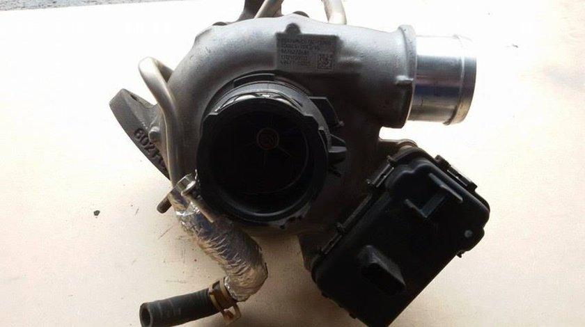 Turbina jaguar xf 2.2d 224dt 190 cai cod 9676272680