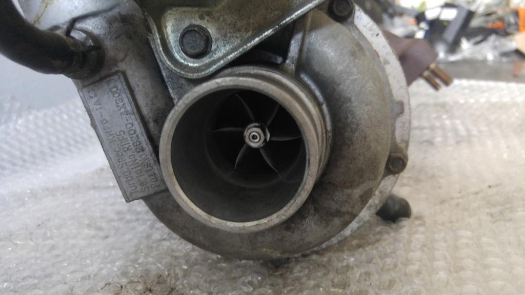 Turbina kia carnival 2.9 crdi 2002-2007 28200-4x300