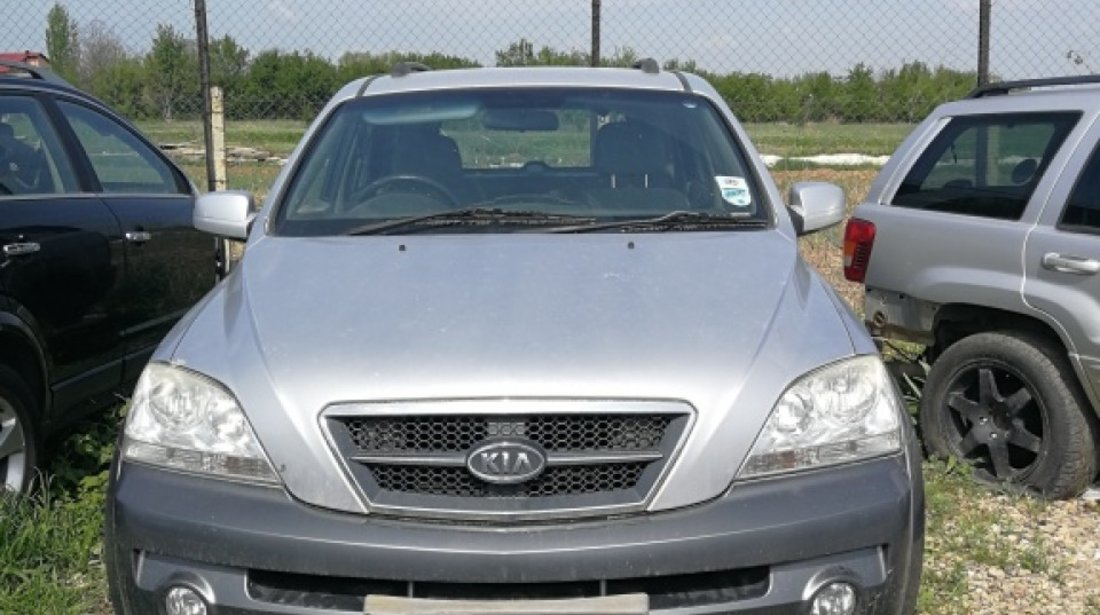 Turbina Kia Sorento 2004 Hatchback 2.5