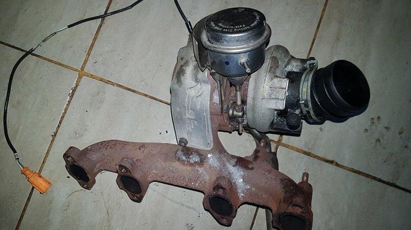 Turbina kkk 03g253014m skoda octavia II 1.9 tdi bls 105 cai cu dpf