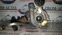 Turbina KKK 54359700002 dacia logan 1.5 dci euro 3