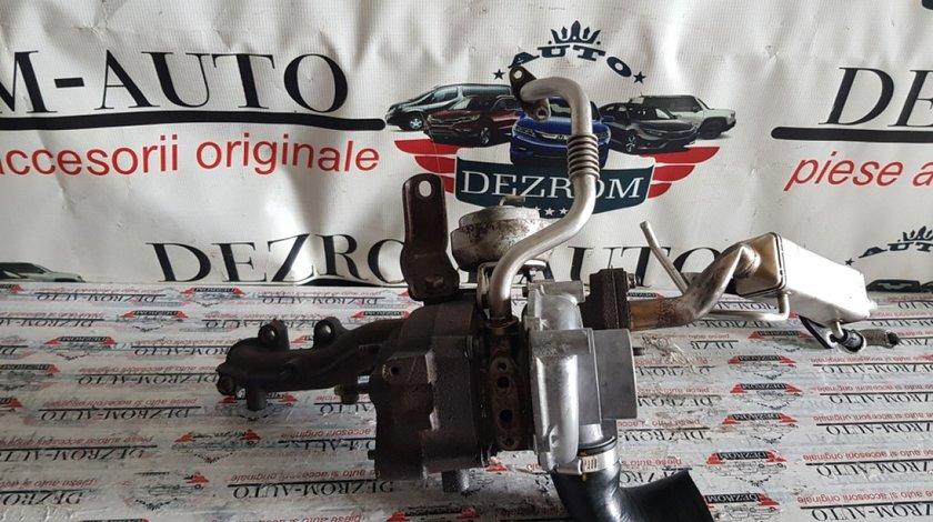 Turbina Mazda 3 2.0MZR-CD 143cp RF7J VJ36