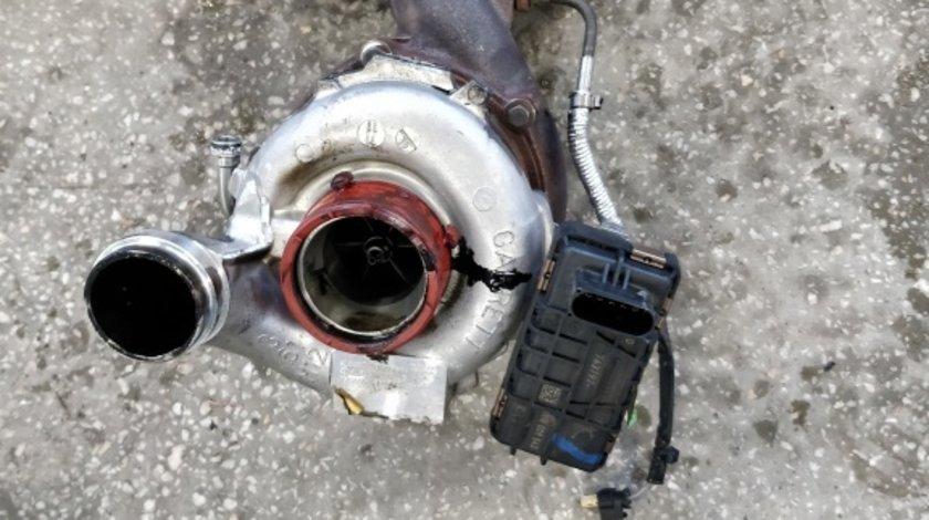 Turbina Mercedes 3.0CDI OM642 A6420901786 A6420909580 GTB2260V