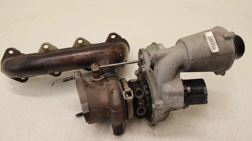 Turbina mercedes C200 cgi W204 cod A2710903380