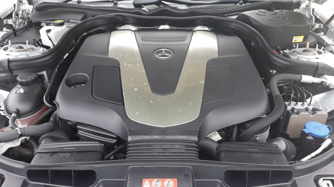 Turbina Mercedes CLS W218 2015 break 3.0