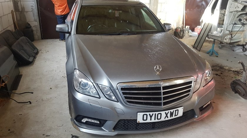 Turbina Mercedes E-CLASS W212 2012 Berlina 2.2