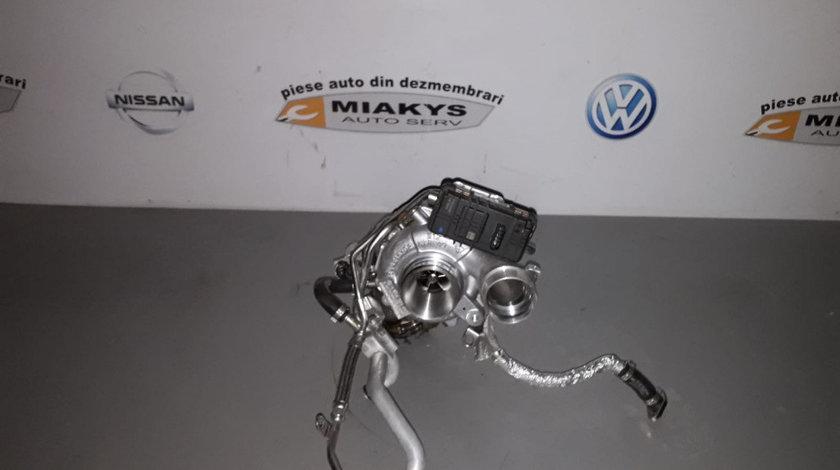 Turbina Mercedes E-class W213 Honeywell A6540904500