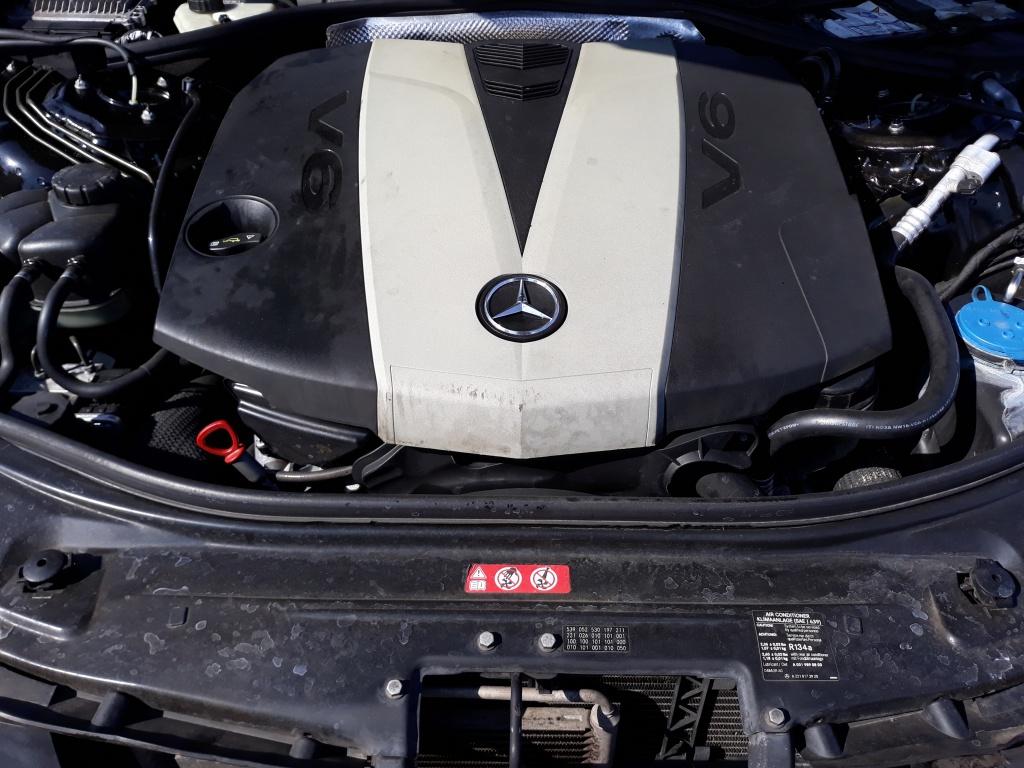 Turbina Mercedes S-CLASS W221 2012 berlina 3.0