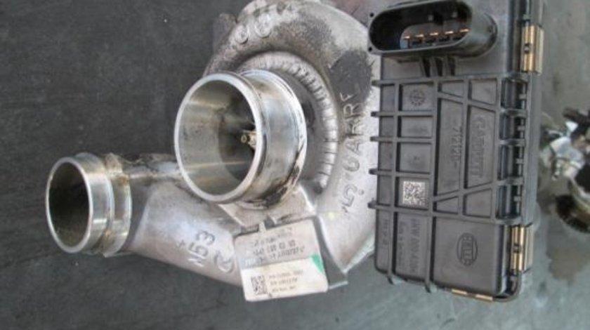 Turbina Mercedes V6 w221,w211,w219,w164,w204