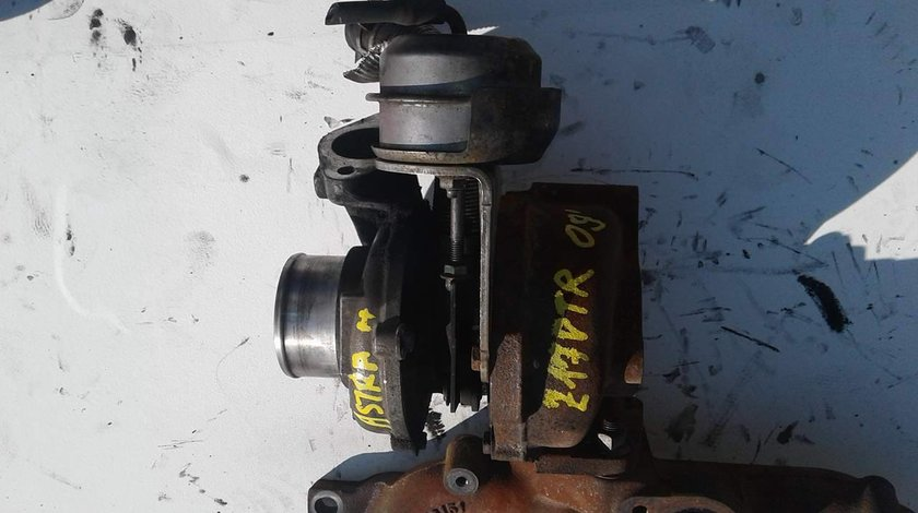 turbina opel 898102-3711 z17dtr 1.7 cdti