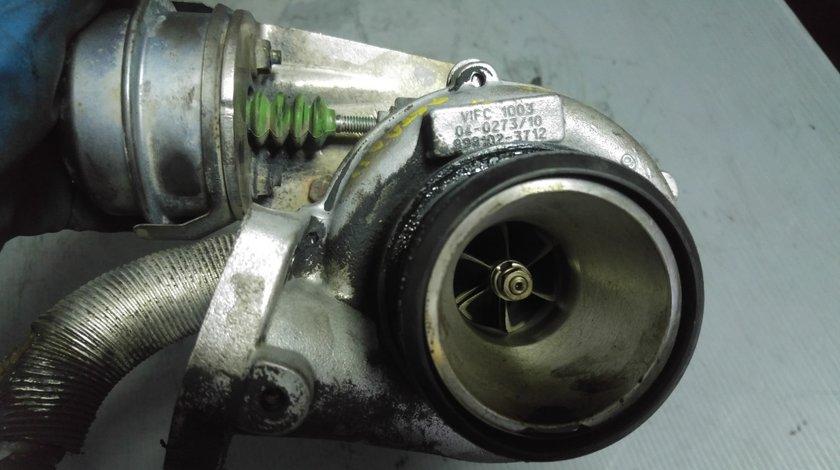 Turbina opel astra h corsa d meriva a zafira b 1.7 cdti z17dtr 110 cp 2007-2012 898102-3712