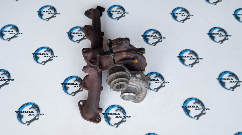 Turbina Opel Vectra B 2.0 DTI cod motor Y20DTH