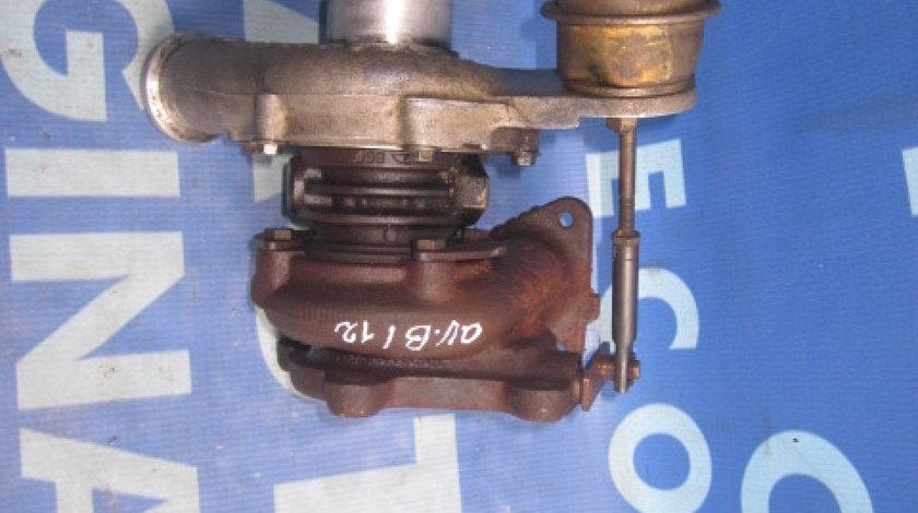 Turbina Opel Vectra B 2.0di 16v; Garrett 90531518.