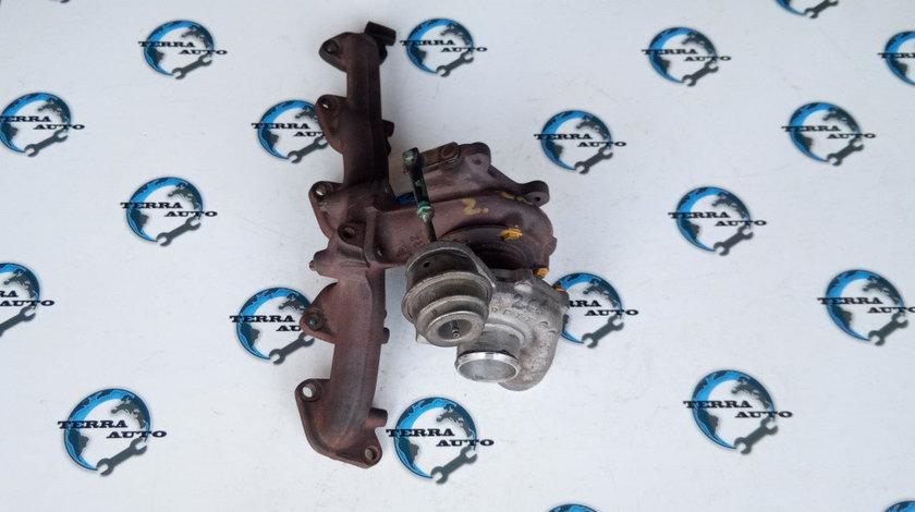 Turbina Opel Vectra C 2.0 DTI cod motor Y20DTH