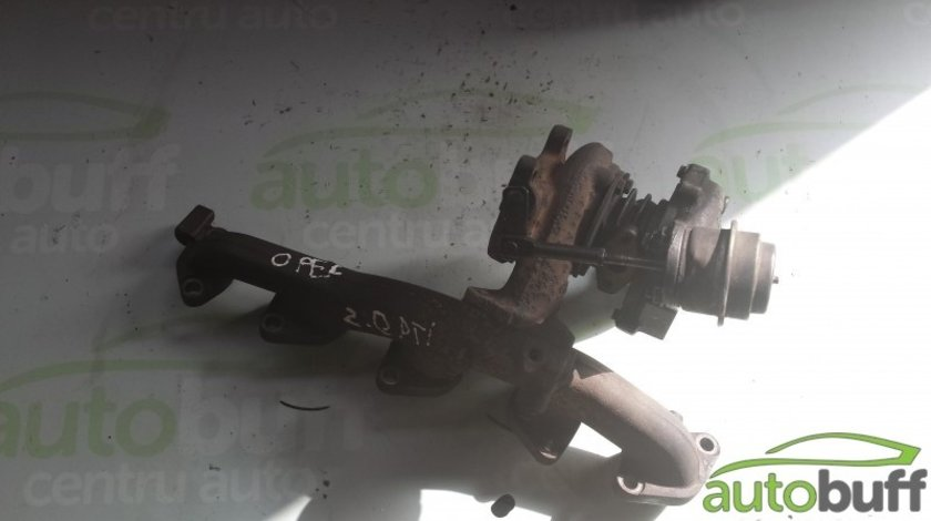 Turbina Opel Zafira A (1999-2005) 2.0 DTI 24461825 fh3000s1 gt15