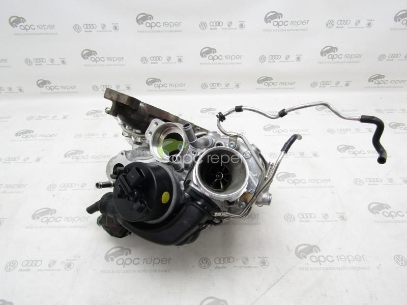 "Turbina Originala VW Arteon / Tiguan 5N / Passat B8 - 2.0 TDI ""CUAA"" - Cod: 03N145401G / 03N253020G"