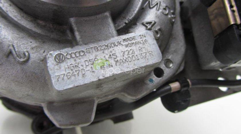 Turbina Originala VW - Audi 3,0Tdi cod 059145722R