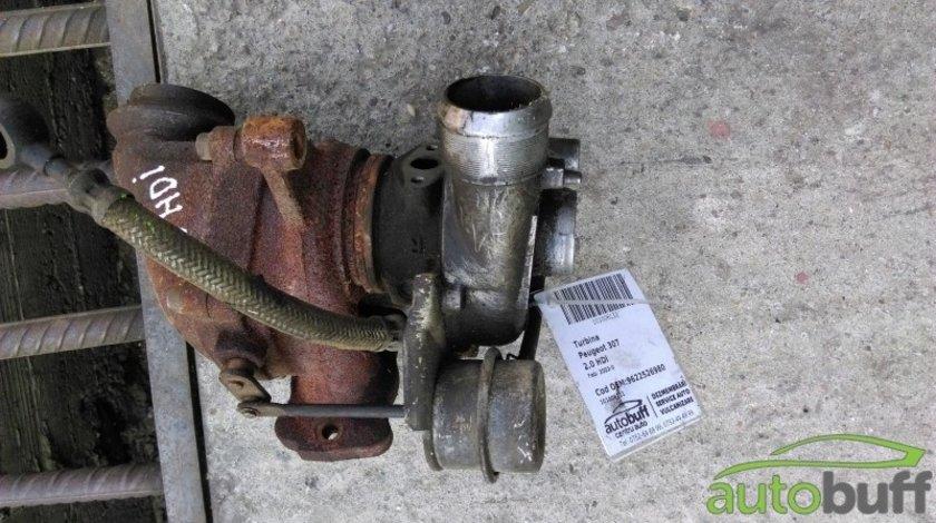 Turbina Peugeot 307 ( 2001-2008 ) 2.0 HDI 9645247080 vvp10302 240380e3 9645247080 96