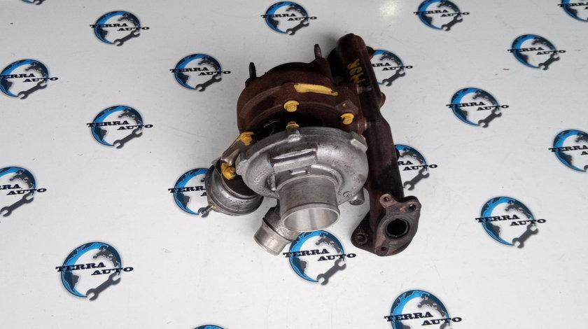 Turbina Renault Laguna 3 2.0 DCI 110 KW 150 CP cod motor M9R