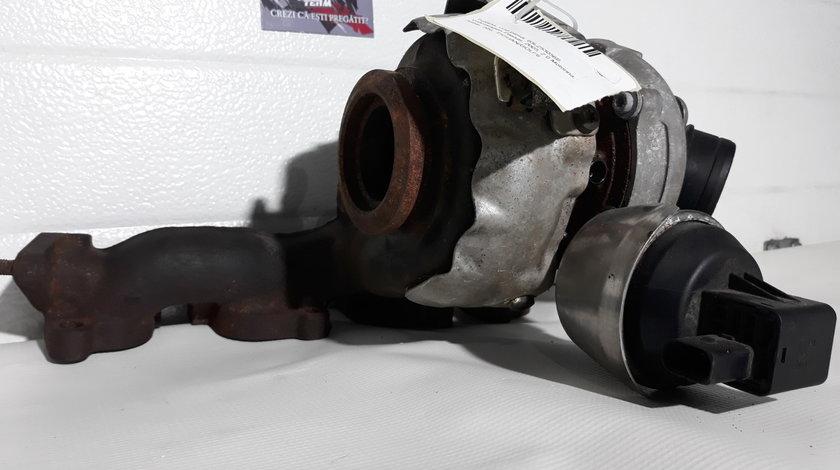 Turbina Seat Altea 5P/ XL/ Leon 1P/ Alhambra 710/ 711 2.0 TDI cod 03L253056G