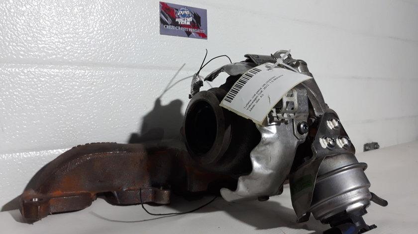 Turbina Seat Leon 5F 1.6 TDI CLH CRK cod 04L253016H