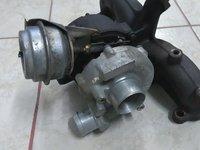 turbina skoda octavia 1u2 1.9 tdi  , 97-06 , 110 cp